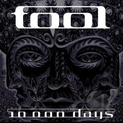 Tool - 10,000 Days CD Cover Art
