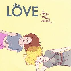 Love - Songs For The Record CD Cover Art