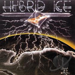 Hybrid Ice - Hybrid Ice CD Cover Art