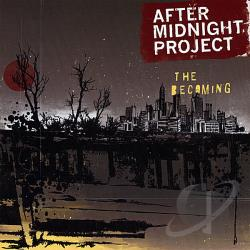 After Midnight Project - Becoming CD Cover Art
