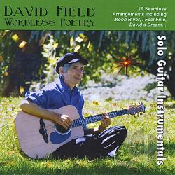 David A. Field - Wordless Poetry CD Cover Art