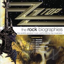 Rock Biographies: ZZ Top CD Cover Art