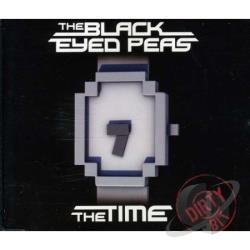 Black Eyed Peas - Time (Dirty Bit) CD Cover Art
