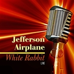 Jefferson Airplane - White Rabbit - Live DB Cover Art