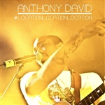 David, Anthony - Location, Location, Location DB Cover Art