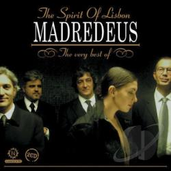 Madredeus - Spirit of Lisbon: The Very Best of Madredeus CD Cover Art