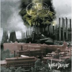 Obituary - World Demise CD Cover Art