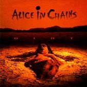 Alice In Chains - Dirt CD Cover Art