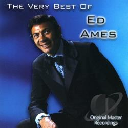 Ames, Ed - Very Best of Ed Ames CD Cover Art