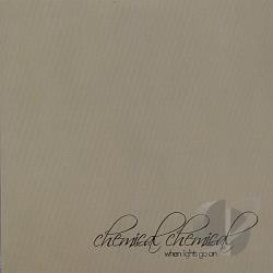 Chemical Chemical - When Lights Go On CD Cover Art