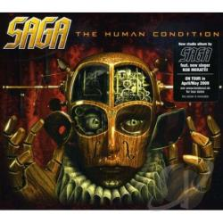 Saga - Human Condition CD Cover Art