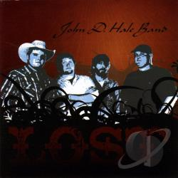 John D Hale Band - Lost CD Cover Art