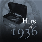 Starlite Orchestra - Hits Of 1936 DB Cover Art