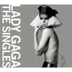 Lady Gaga - Single Box CD Cover Art