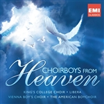 Choirboys From Heaven DB Cover Art