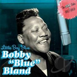 Bland, Bobby Blue - Little Boy Blue (The Duke Sides 1952-1959) CD Cover Art