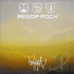 Aesop Rock - Daylight CD Cover Art