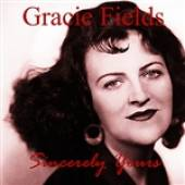 Fields, Gracie - Sincerely Yours DB Cover Art