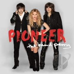 Band Perry - Pioneer CD Cover Art