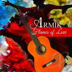 Armik - Flames of Love CD Cover Art