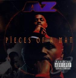 AZ - Pieces of a Man CD Cover Art