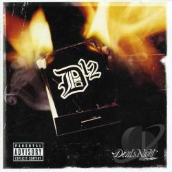 D-12 - Devil's Night CD Cover Art