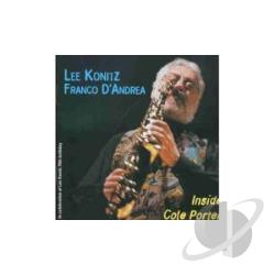 Konitz, Lee - Inside Cole Porter CD Cover Art