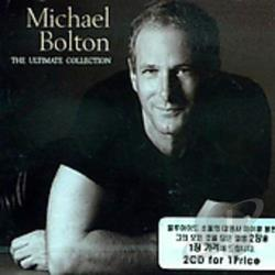 Bolton, Michael - Ultimate Collection CD Cover Art