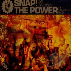 Snap - Power CD Cover Art