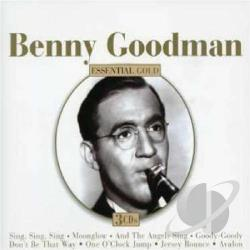 Goodman, Benny - Benny Goodman CD Cover Art