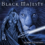 Black Majesty - Silent Company CD Cover Art