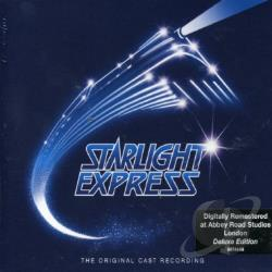 Webber, Andrew Lloyd - Starlight Express CD Cover Art