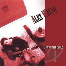 Walsh, Alex - Light Another Candle CD Cover Art