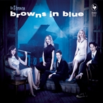 Five Browns - Browns in Blue CD Cover Art