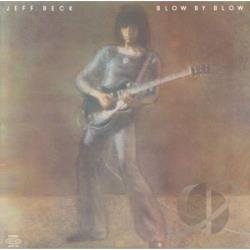 Beck, Jeff - Blow By Blow CD Cover Art
