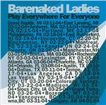 Barenaked Ladies - Play Everywhere For Everyone - Sioux City, Ia  3-25-04  DB Cover Art