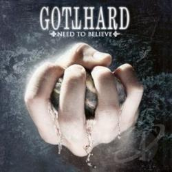 Gotthard - Need To Believe CD Cover Art