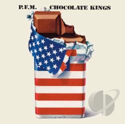 P.F.M. - Chocolate Kings CD Cover Art