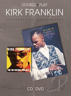 Franklin, Kirk - Kirk Franklin: Double Play CD Cover Art