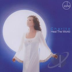 Charito - Heal the World CD Cover Art