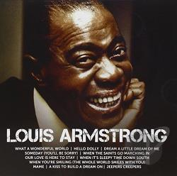 Armstrong, Louis - Icon CD Cover Art