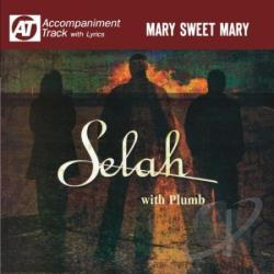 Selah - Mary Sweet Mary CD Cover Art