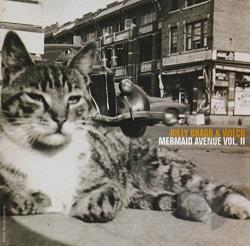 Bragg, Billy / Wilco - Mermaid Avenue, Vol. 2 LP Cover Art