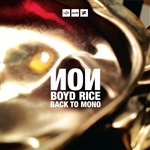 NON (Boyd Rice) - Back To Mono DB Cover Art