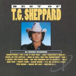 Sheppard, T.G. - Best of T.G. Sheppard CD Cover Art