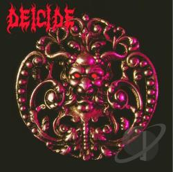 Deicide - Deicide CD Cover Art