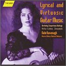 Berkeley / Cooperman / Kavanagh / Villa-Lobos - Lyrical & Virtuosic Guitar Music CD Cover Art