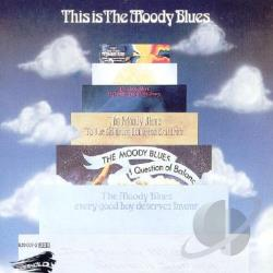 Moody Blues - This Is the Moody Blues CD Cover Art
