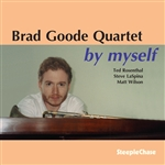 Goode, Brad - By Myself CD Cover Art