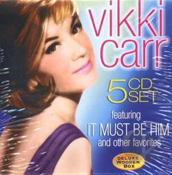 Carr, Vikki - Collectables Classics CD Cover Art
